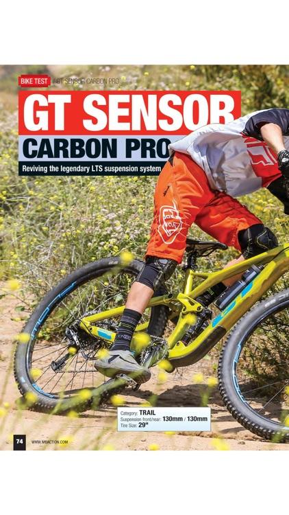 Mountain Bike Action Magazine screenshot-3