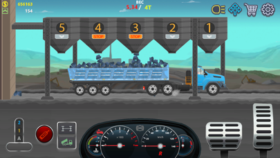 Trucker Real WheelsСкриншоты 5