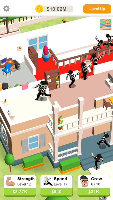 Idle Robbery screenshot 5
