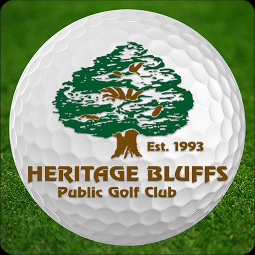 Heritage Bluffs Golf Club icon