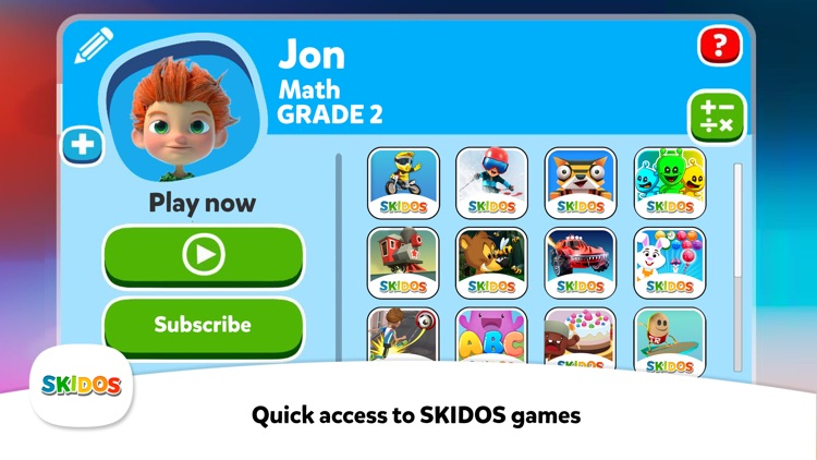 Kids Fun Math Games Cool Train screenshot-3