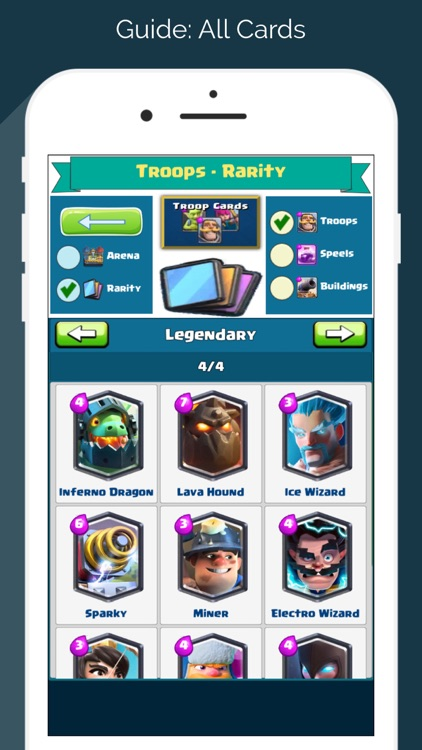 Guide for Clash Royale PRO screenshot-3