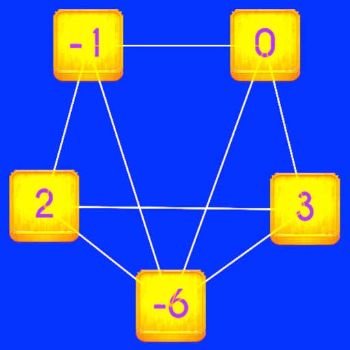 Number Cross Connect Game