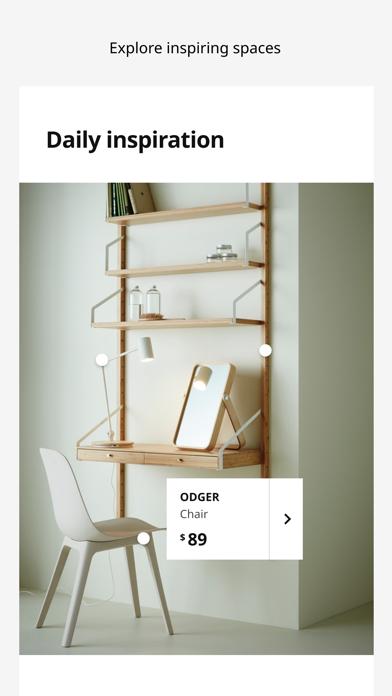IKEA Screenshot on iOS