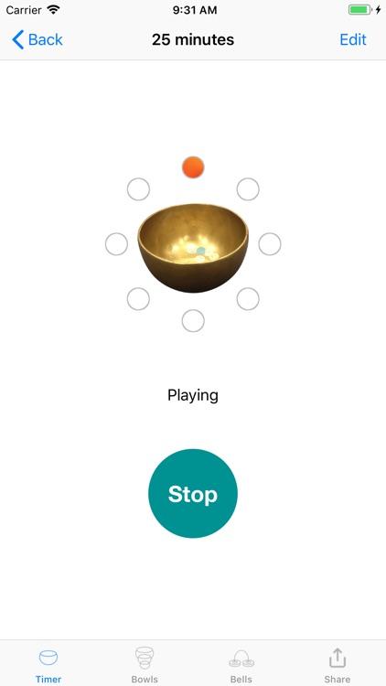 Meditation Timer Plus screenshot-3
