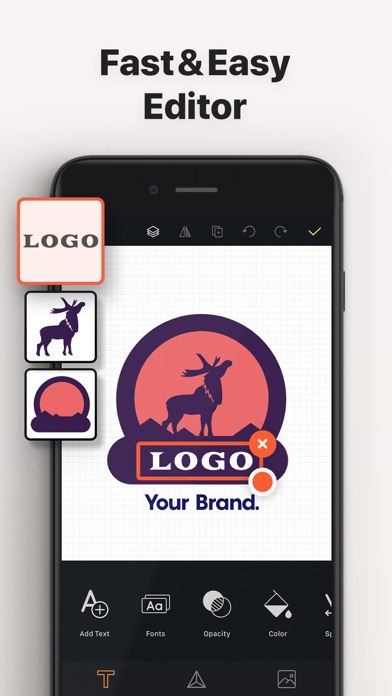 Logo Maker Shop Screenshot