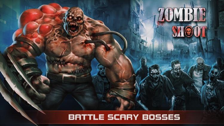 Zombie Shooter: Ares Virus SAS screenshot-6