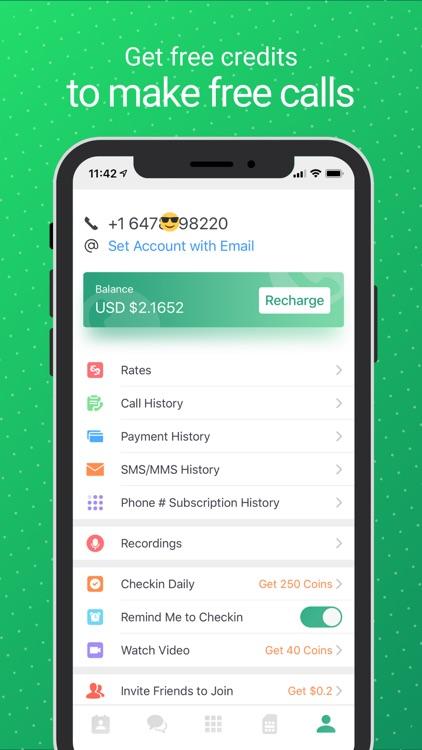 WeTalk Pro - WiFi Calls & Text screenshot-7
