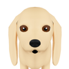 Hugging Face, Inc. - Talking Dog - Virtual AI pet  artwork