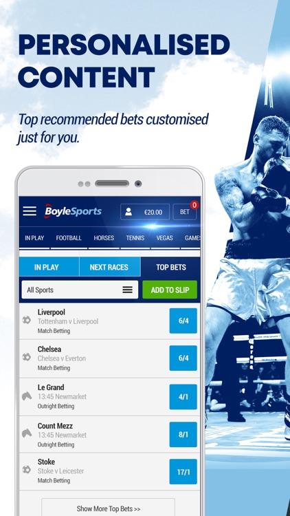 BoyleSports Sports Betting screenshot-4
