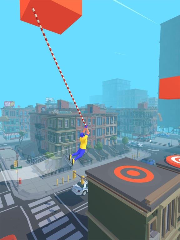 Rope Swing 3D screenshot 6