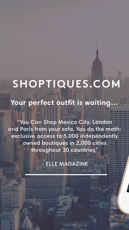 Shoptiques. Shop local stores. screenshot-0