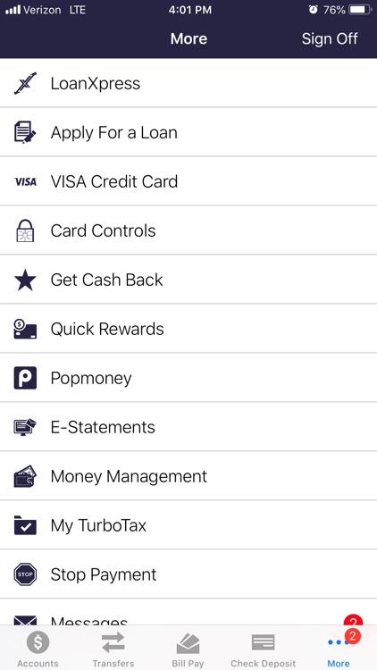 CAP COM FCU Mobile Banking screenshot-3