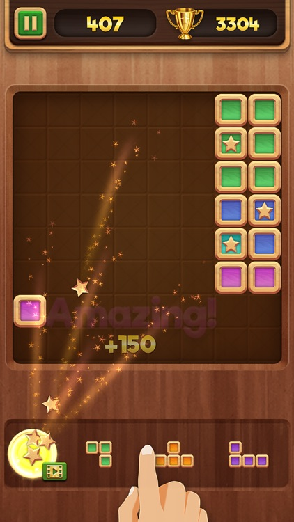Block Puzzle: Star Finder screenshot-3