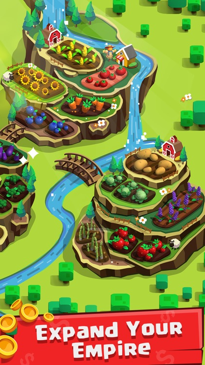 Farm Tycoon Idle Business Game