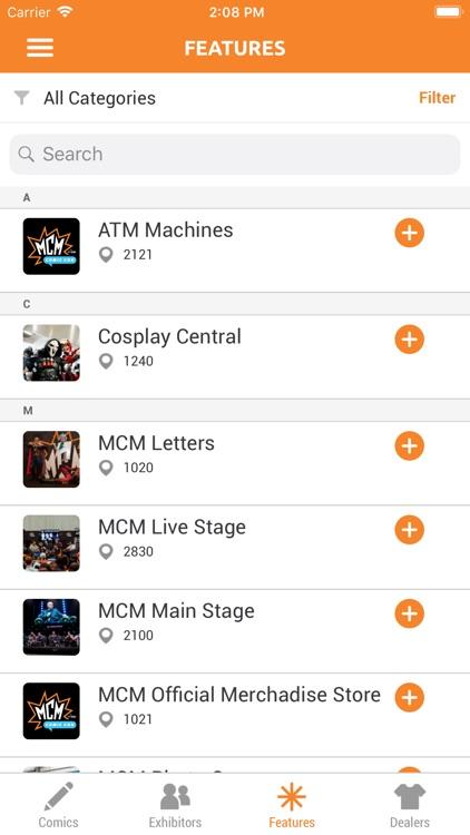 MCM Comic Con 2019 screenshot-4
