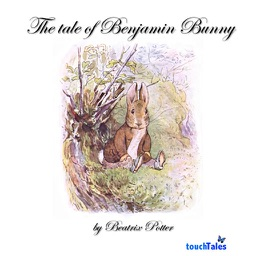 The Tale of Benjamin Bunny Childrens Book by Beatrix Potter