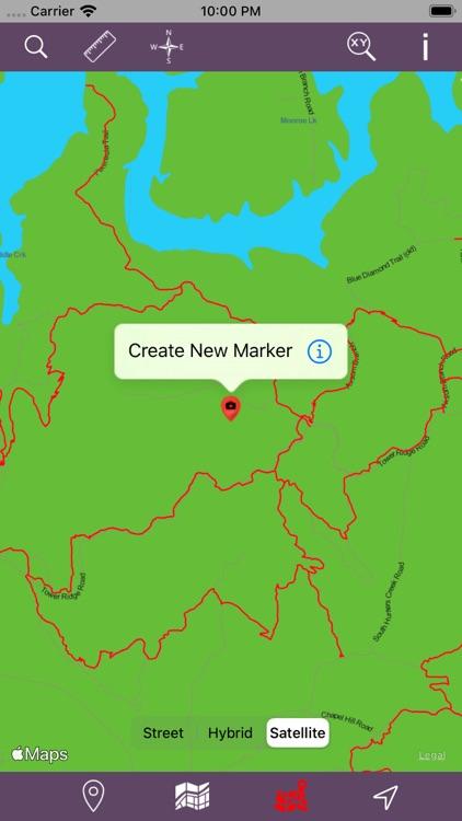 Hoosier National Forest – GPS screenshot-5