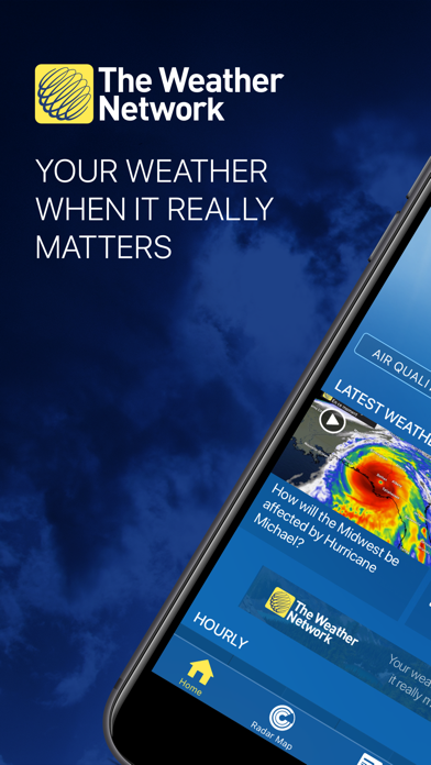 download The Weather Network apps 4