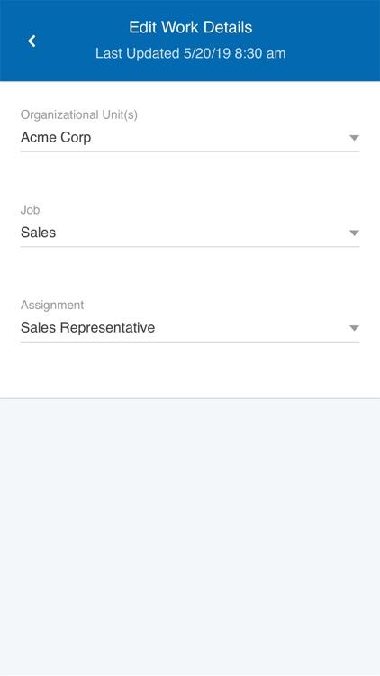 Paychex Time screenshot-3