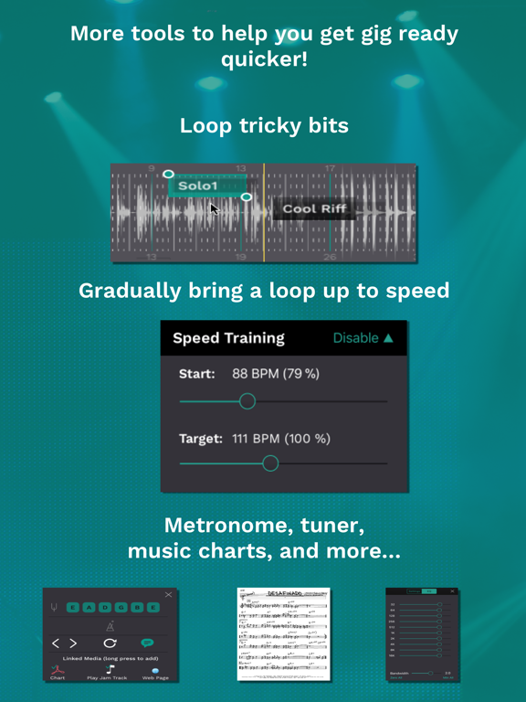 Music Tempo Slow Down by Jon Cook (iOS, United States