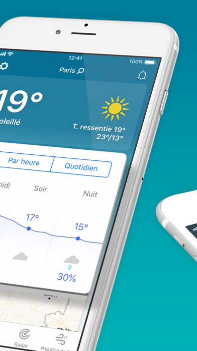 Screenshot #2 pour The Weather Channel: prévision