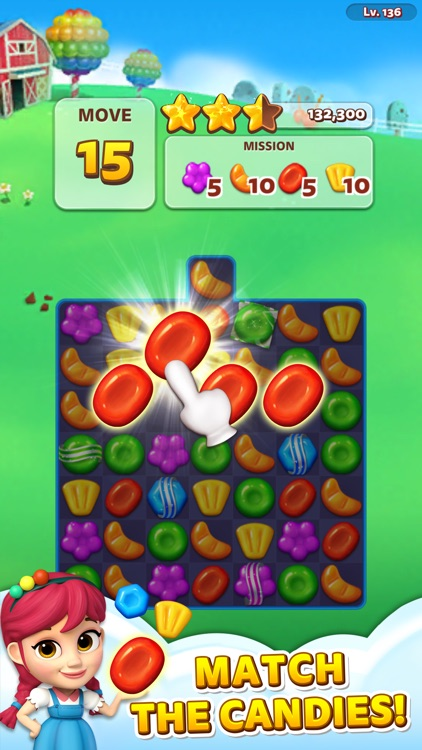 Sweet Road – Cookie Rescue screenshot-0