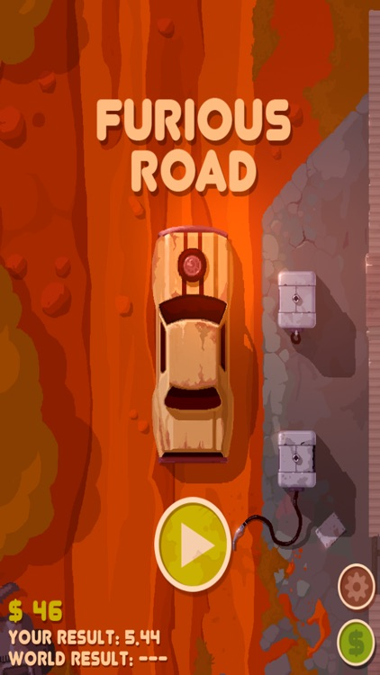 Furious Road-Single playergame