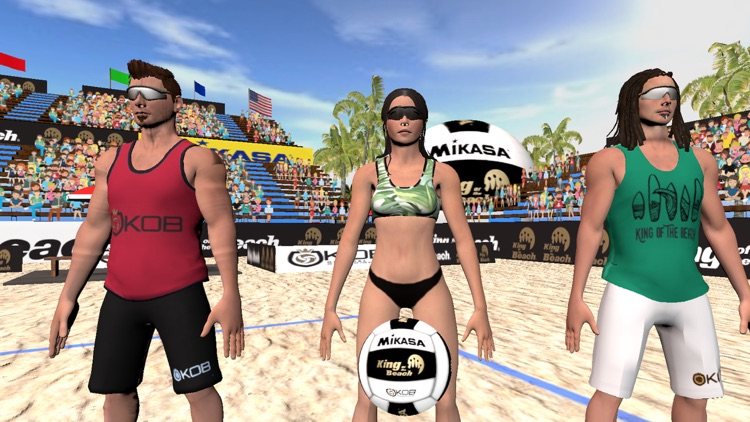 KOB Beach Volley