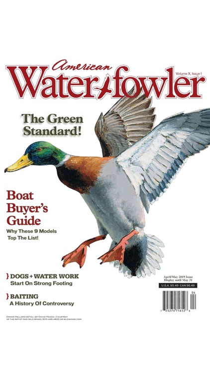 American Waterfowler