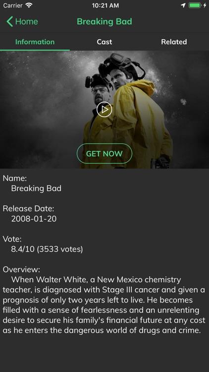 HD Movies - Play Movie Trailer screenshot-5