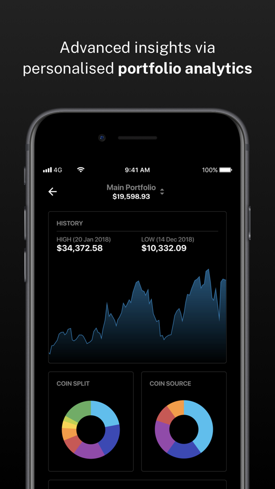 delta cryptocurrency tracker