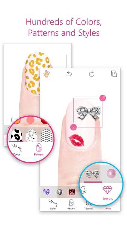 YouCam Nails - Manicure Salon screenshot-0