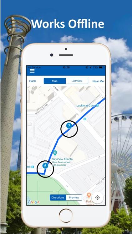 Atlanta Driving Tour Guide screenshot-4