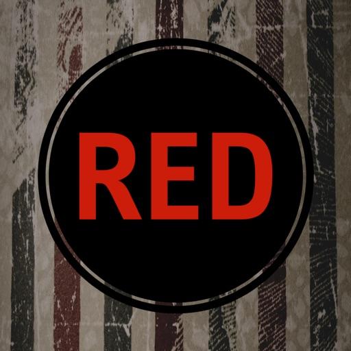 Red Barberia app logo