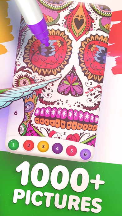 Magic Colour by Number: Paint! for Pc - Download free ...