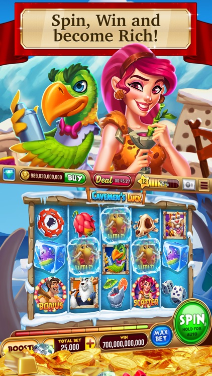 Slots Panther Vegas: Casino screenshot-0