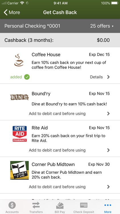 NorthCountry Mobile Banking screenshot-6