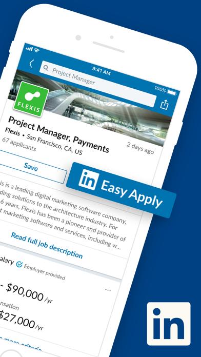LinkedIn: Network & Job Finder Screenshot