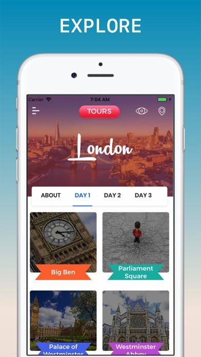 London Travel Guide screenshot three