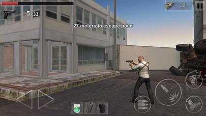 Zombie Hunter Frontier screenshot two
