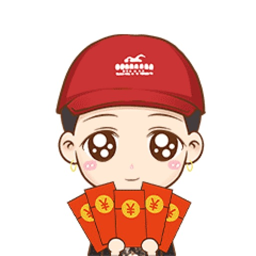 Red Hat Stickers