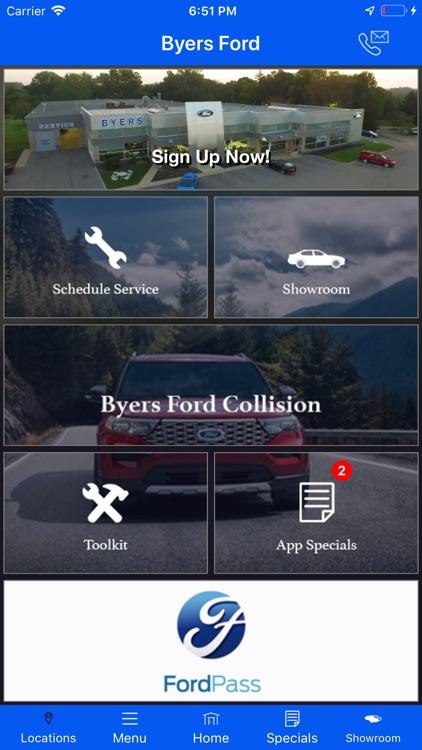 Byers Auto MLink screenshot-3