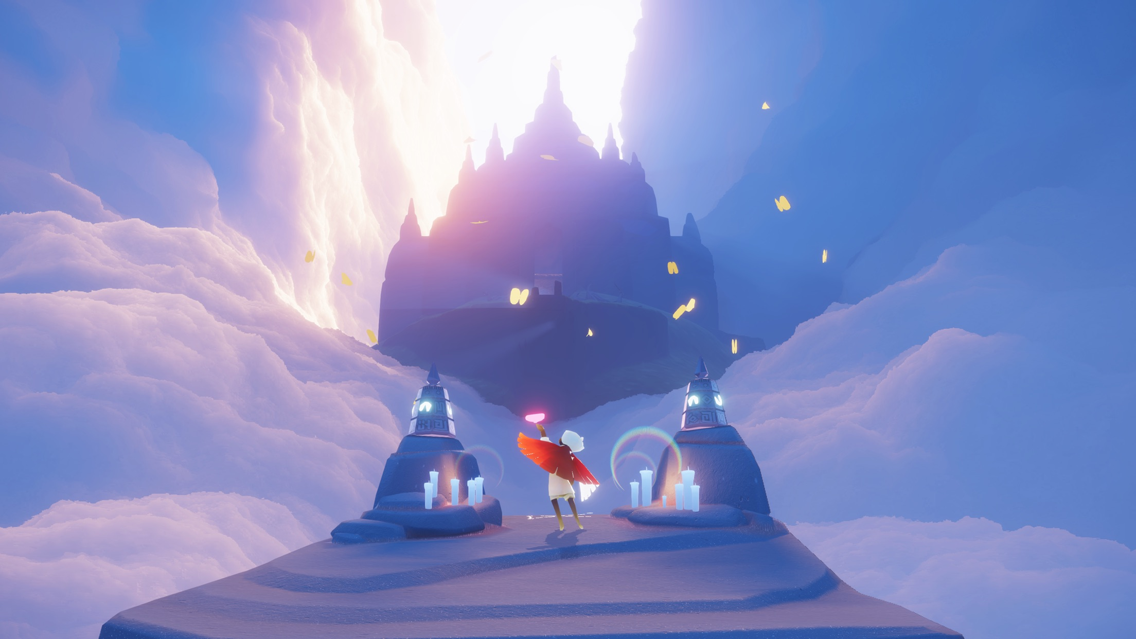 Screenshot do app Sky: Children of the Light