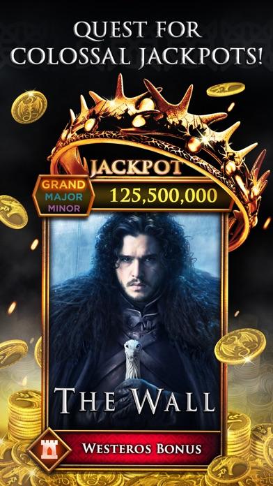 Game of Thrones Slots Casino screenshot 2