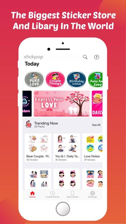 Stickpop – Sticker Maker Store