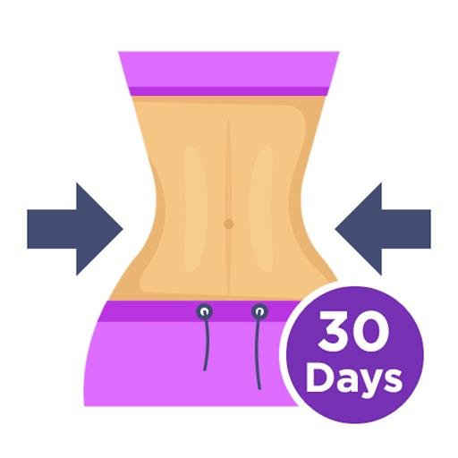 30 Days Workout - Flat Stomach