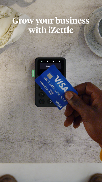 iZettle Go: the easy POS screenshot one
