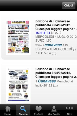 Il Canavese Edicola Digitale - náhled