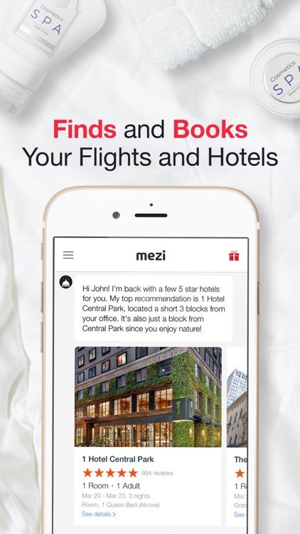 Mezi - Your Travel Assistant